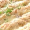 Crêpes med oksekød