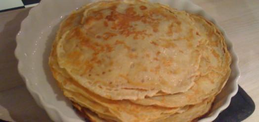 Pandekager uden æg II