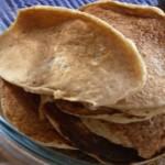 Fuldkorns amerikanske pandekager