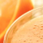 Appelsin smoothie