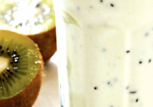 Post image for Kiwi smoothie